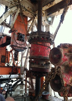Deep-Injection-Well-Drill