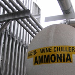 SCS Engineer ammonia chiller