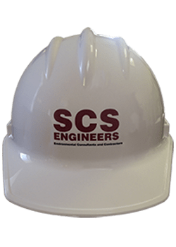 scs engineers hardhat symbol waste management