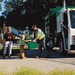 solid waste collection services