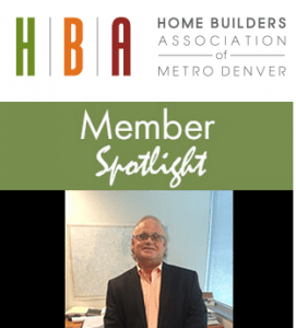 James Bowlby of SCS Engineers featured on the Home Builders Association of Metro Denver website.