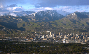 Utah, one of the four states where SCS Field Services has recently expanded their Operations, Monitoring, and Maintenance services to support SCS Engineers environmental consulting.