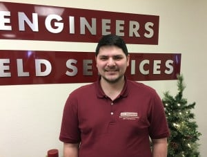 Meet Andrew Ard - Staff Professional at SCS Engineers Dallas/Fort Worth