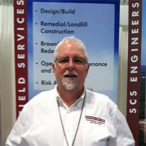 Robert Butler, Marketing Manager for SCS Field Services at SCS Engineers