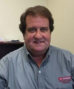 Dan Jansen of SCS Engineers, Field Services Practice