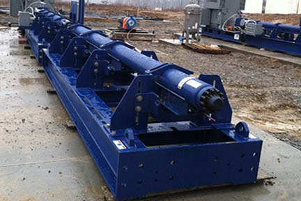 deep injection well pump