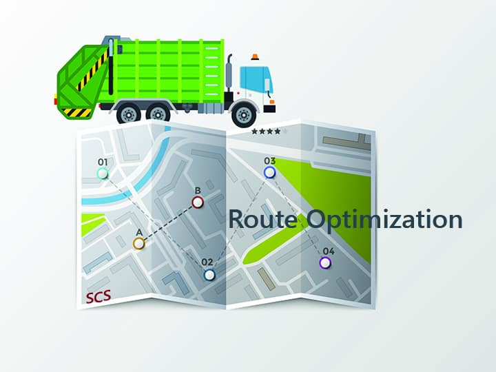 route optimization - scs engineers